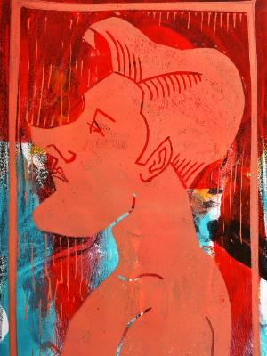 Lance (Red)