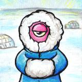 Rosie in the Arctic