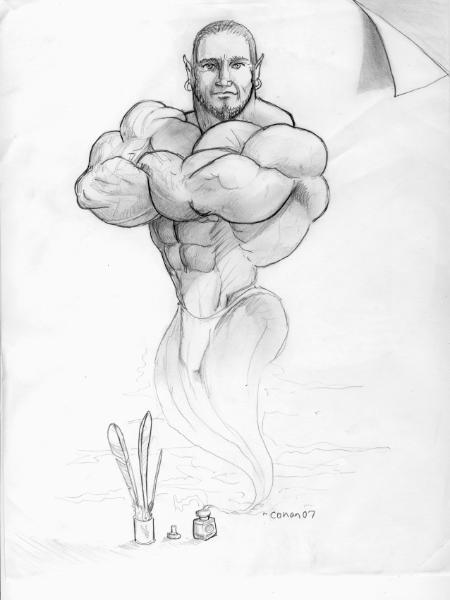 ImaGen Labs-The Art Of Dr Conan