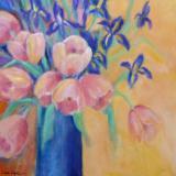 Tulips and Irises