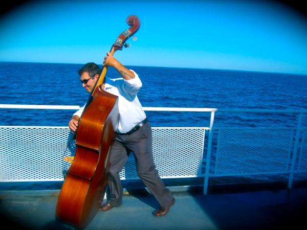 Pbr,Zappa, David lee black, upright bass,