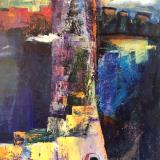 """Strong Tower 20""""x16"""""""