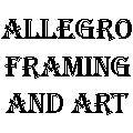 Allegro Framing and Art