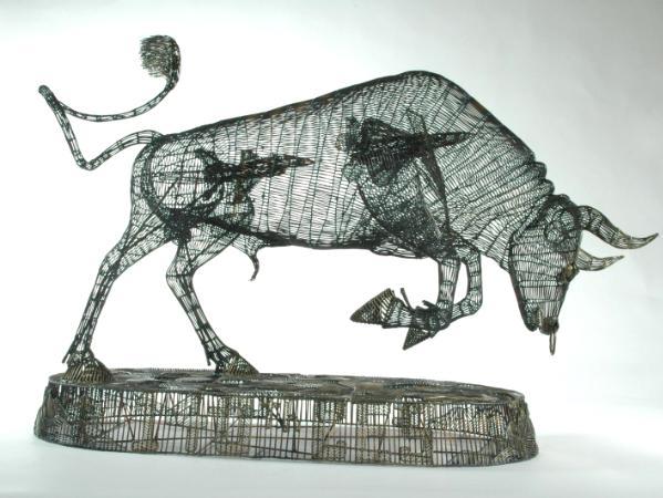 Daniel\'s Wire Art, Unique Welded Metal Sculptures\