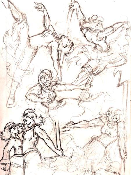 Angie's Dance
