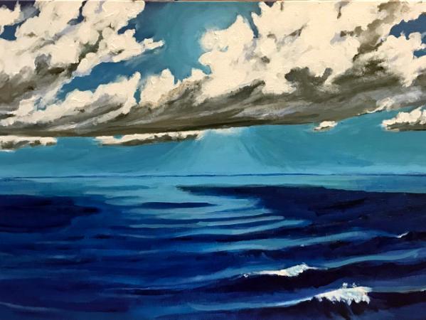 Clouds, Sun & Sea