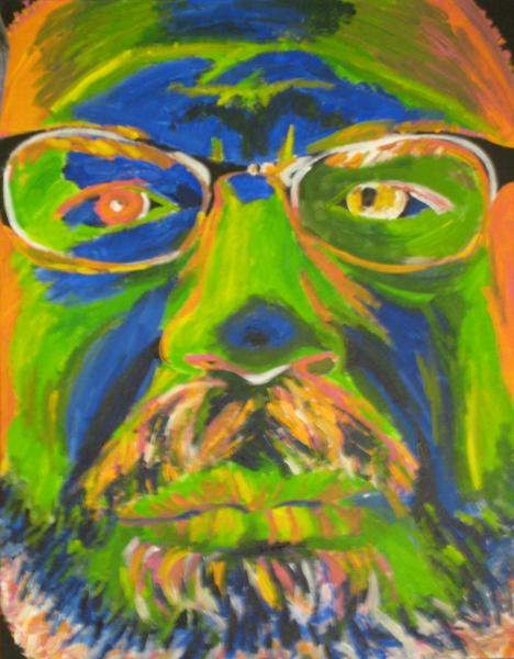 RICHARD HILL ART
