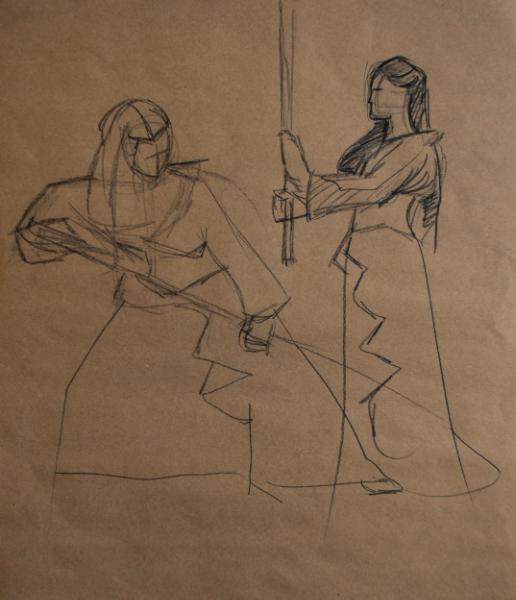 Samurai Girl Studies