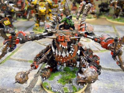 Ork Red Dread
