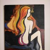 """THE BLACK GLOVE"" by LISA BEHRMAN"