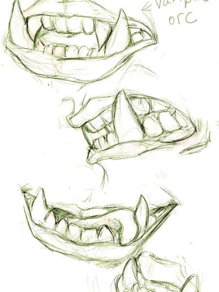 Orc Mouths