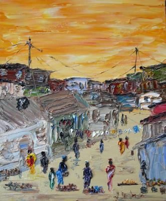 The Street Vendors