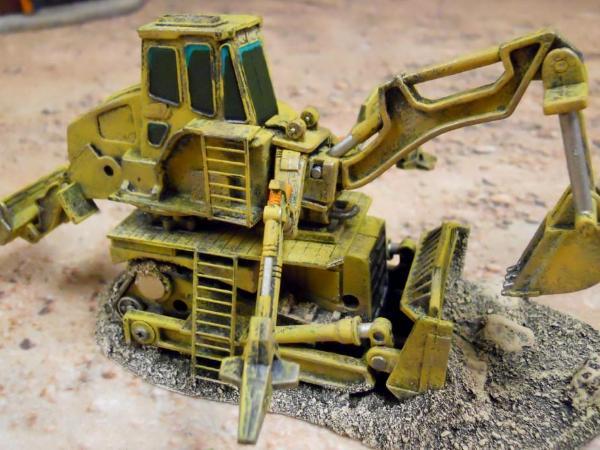 """""""Heavy equipment"""""""
