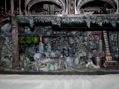 Adepticon Display 2010