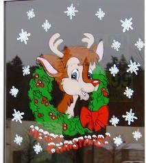 Rudolf wreath 2