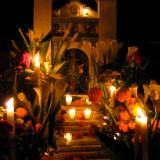 Oaxaca Cemetery, Day of the Dead