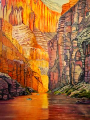 Into the Canyon, Grand Canyon