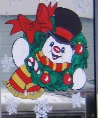 Frosty wreath1