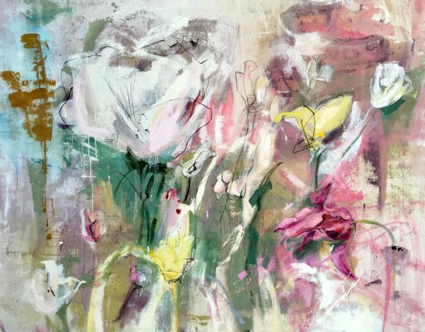 New York Tulips III