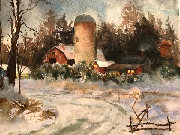 Laurie Agnew - Fine Art