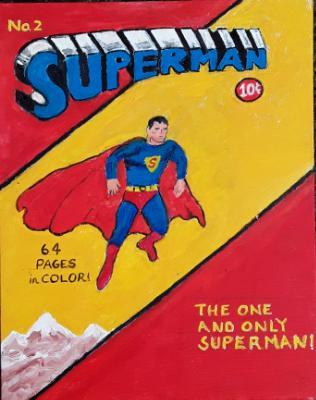 Superman Comic #2 1939