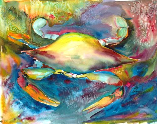 Ann Calagaz Artist