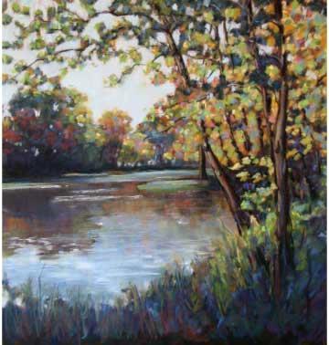 Virginia Carvour Paintings