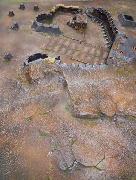 "Forge World ""Realm of battle board"