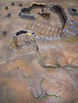 """Forge World """"Realm of battle board"""