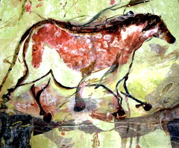 JANUS HORSE