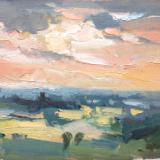 Sunsets, Blunsdon hill