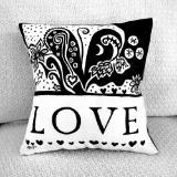 Heart Message Pillows