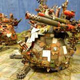 Ork Gun Stompa