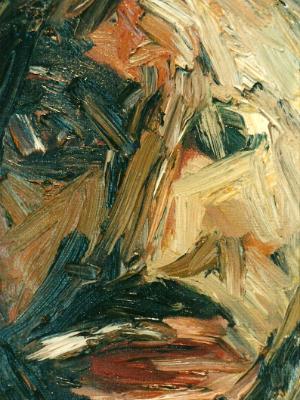 """""""Self Portrait (Detail)"""