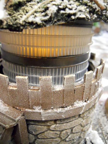Lighthouse (closeup)