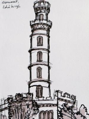 Nelson Monument, Edinburgh