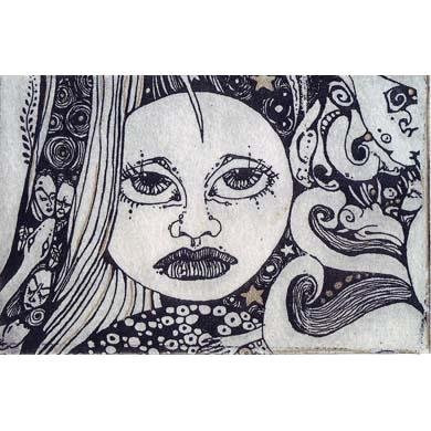 MoonShine Limited Edition Etching