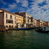 Venice: A Stream of Blue