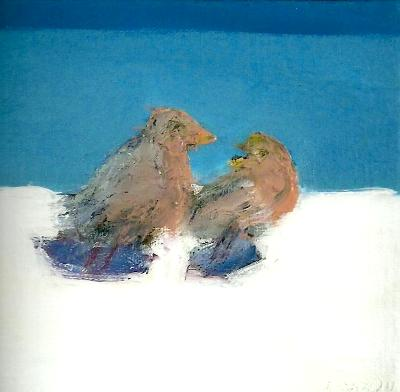 """Snowbirds"" SOLD"