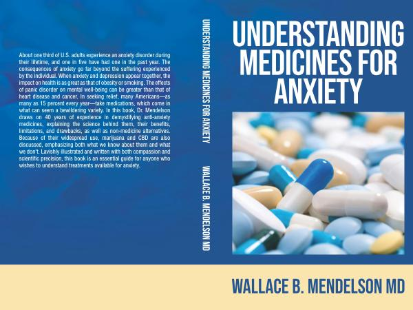 'Understanding Medicines for Anxiety'