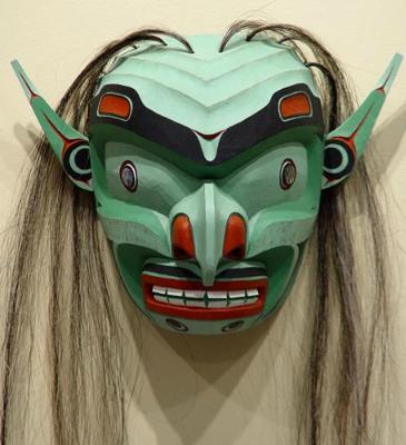 Bukwus Mask