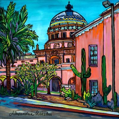 Historic Courthouse, Tucson AZ - SOLD