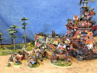 Size does matter to an Ork