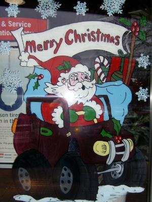 Jeep santa