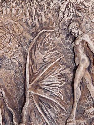 """""""Inferno"""" Detail 3"""