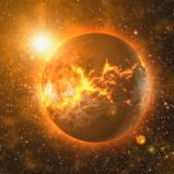 Fiery Planet: After Effects