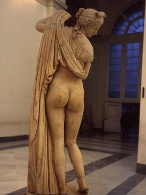 Venus in Naples Archeological Museum