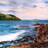 Monhegan Island - Rocks & Surf