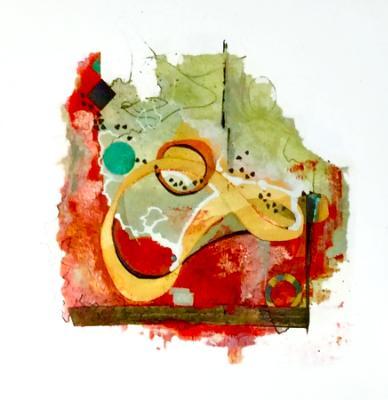 Composition # 719-D
