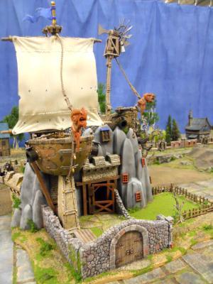 Skulls & Ships Inn (back)